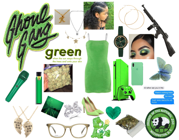 💚💸~Green_Gang~💸💚