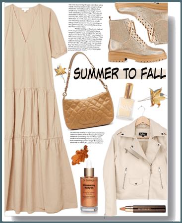 Summer in 2 fall