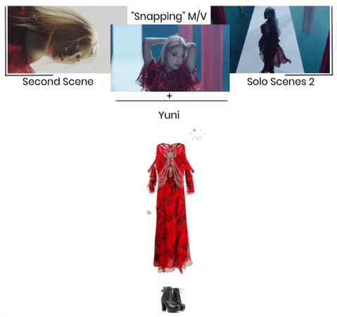Bubblicious (신기한) [YUNI'S SOLO] 'Snapping' M/V
