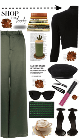 Falling for Green