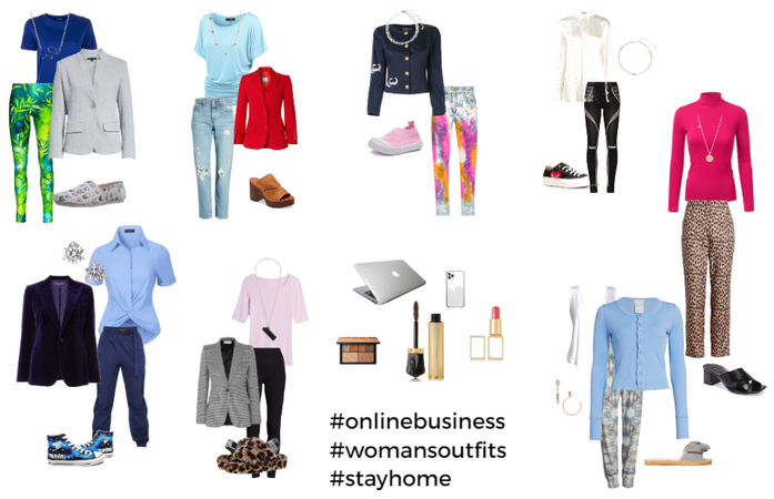 Online business outfits