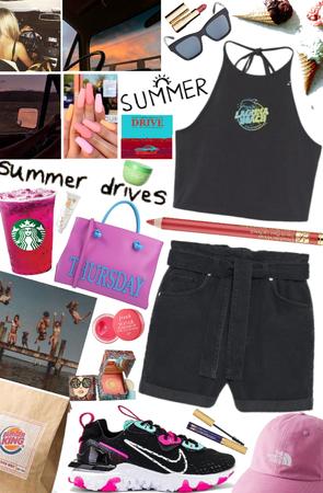summer drive 🌞