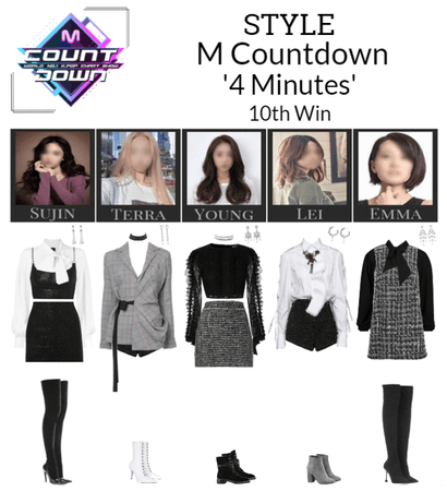 STYLE M Countdown '4 Minutes'