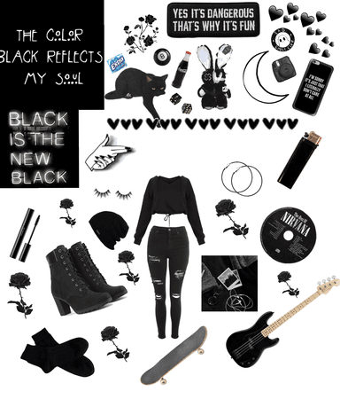 Black Is The New Black