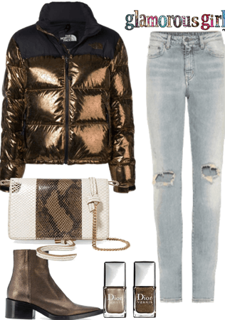 cosy but glam