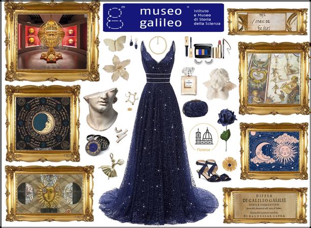 Florence Inspired Challenge - Museo Galileo
