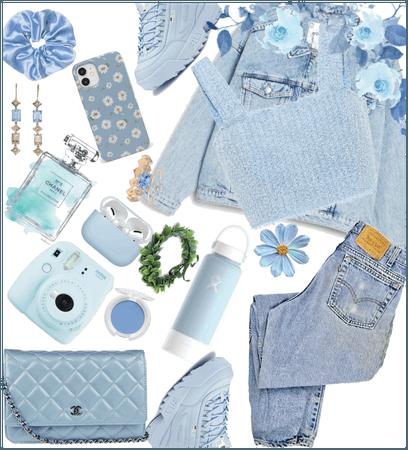 Light blue set for @amelia0123451