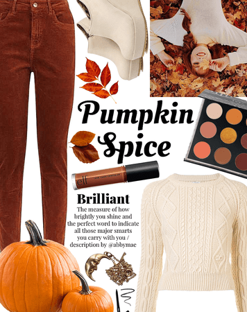 FALL 2020: Pumpkin Spice Style