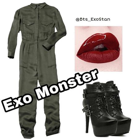 Exo Monster