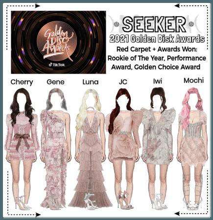 시커 (𝘚𝘌𝘌𝘒𝘌𝘙) - 2021 Golden Disk Awards