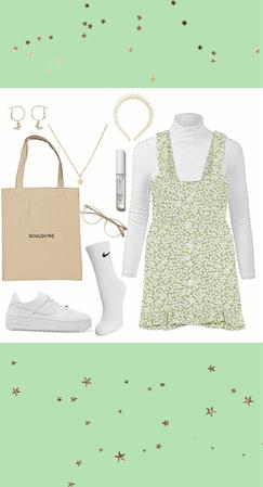 green beauty.