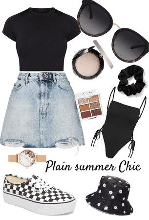 Plain Summer Chic
