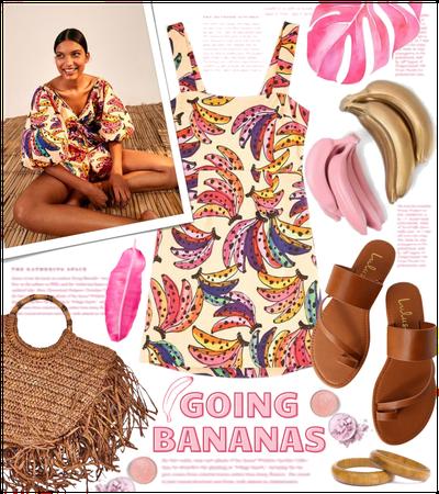I'm going bananas 🍌🍌🍌
