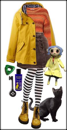 Halloween: Coraline Jones
