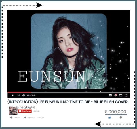 EUNSUN II NO TIME TO DIE cover