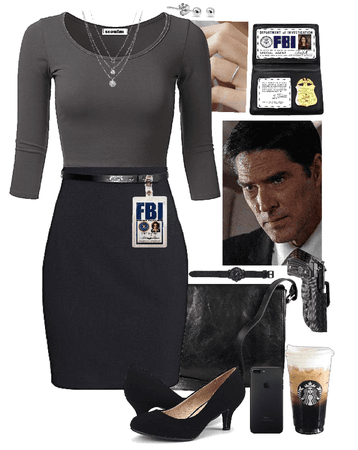 Criminal Minds ~ Aaron Hotchner's Wife
