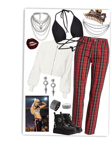 90s Gwen Stefani Style
