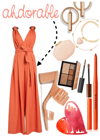 🍊 outfit