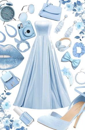 Don't be blue, wear it! 💙🦋🐬