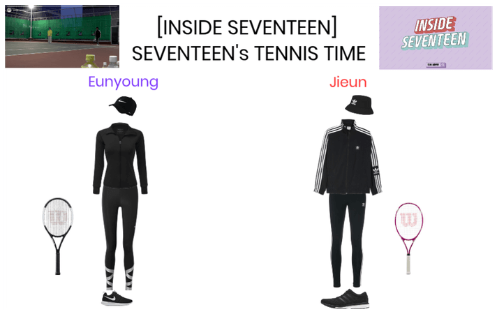 {INSIDE SEVENTEEN} Seventeen Tennis Time