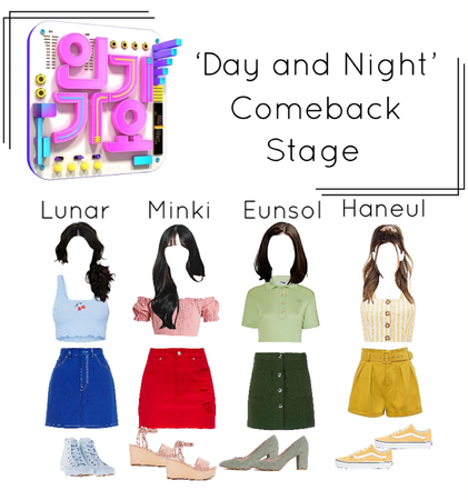 190724 - 'Day and Night' Inkigayo