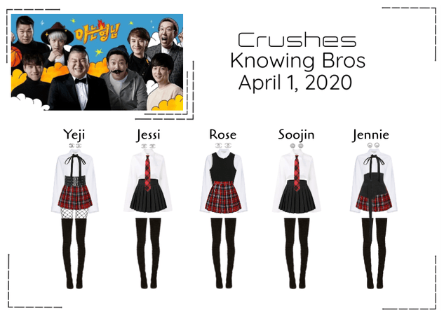 Crushes (호감) Knowing Bros