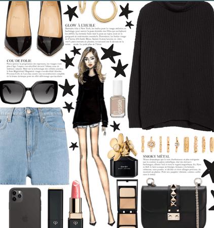 Fall 2021 - Black Sweater