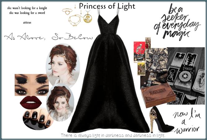 Princess of Light (As Above, So Below)