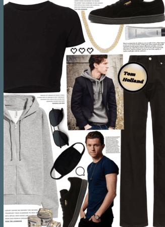 Celebrity crush: Tom holland
