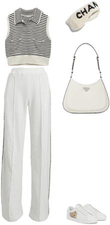 all white 🧸🤍