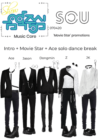 Music Core- Movie Star