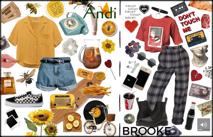 Andi or Brooke