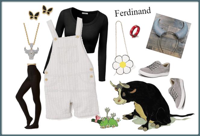 Ferdinand outfit - Disneybounding - Disney