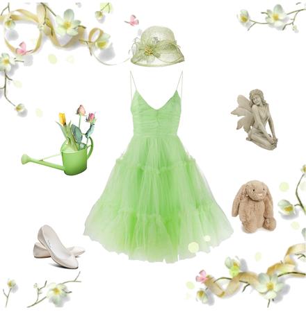 Lovely Green Easter