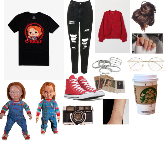 Chucky outfit