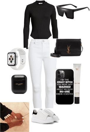 a going out type of outfit