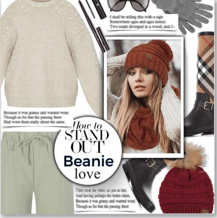Beanie Lover!