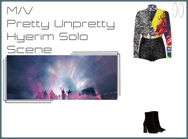 ☾heshire Moon - Pretty Unpretty MV - HR Solo Scene