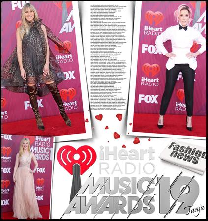 iHEART RADIO 2019 Fashion
