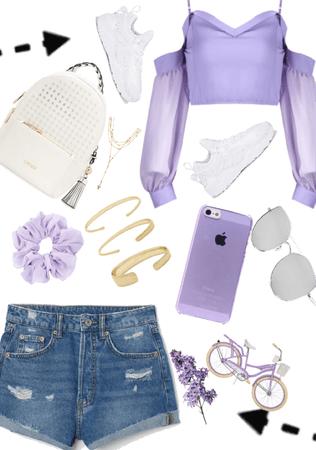 purply purple