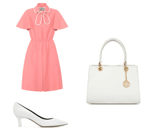 50's Pink Chic