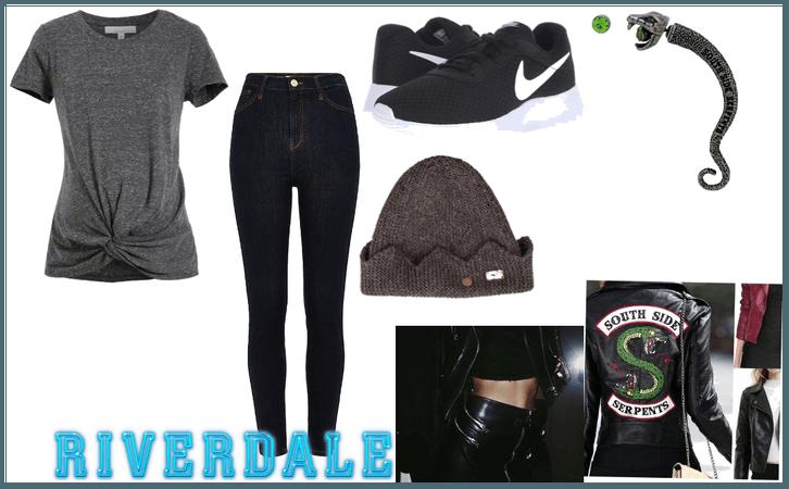 Riverdale OC/Amberyl Jones/Dating OC