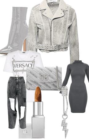 Just Grey