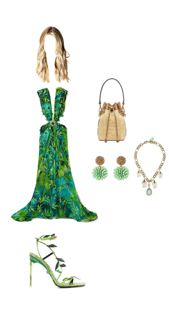 Earth Gown