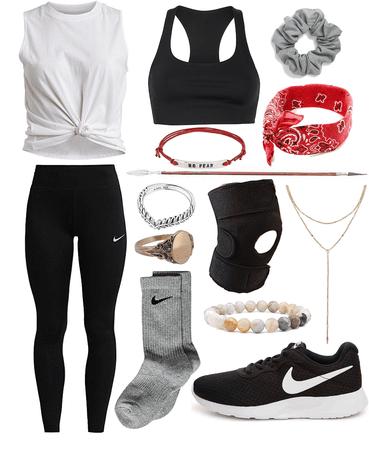 Daughter of Nike.