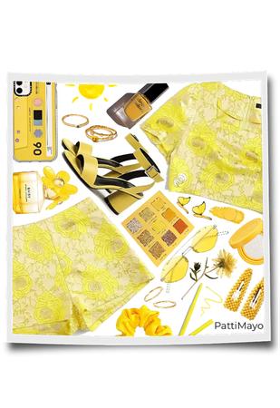Issa Yellow Day 💛