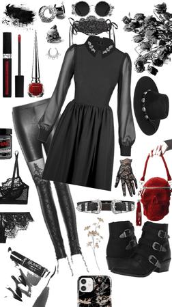 Black Lace/Red Velvet