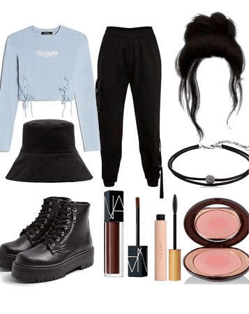 shopping outfit style
