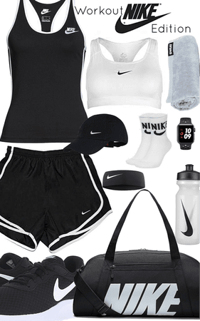 Workout - Nike Edition