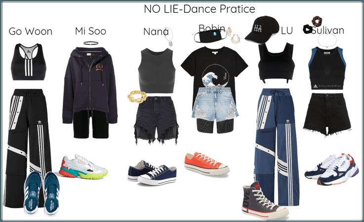 NO LIE-Dance Pratice